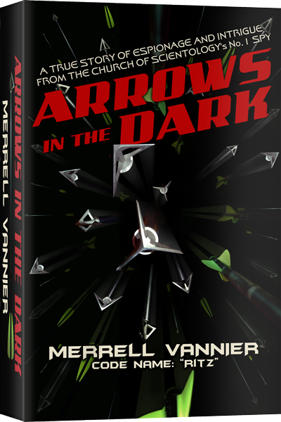 arrows in the dark cover 3d